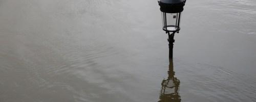 Delen van Vlaanderen zullen onder water komen te staan