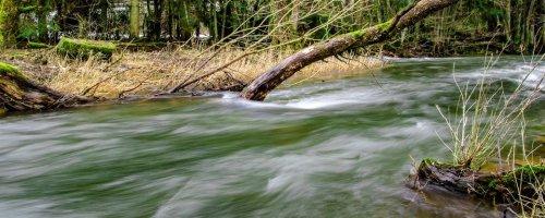 Stroming van rivieren begrijpen