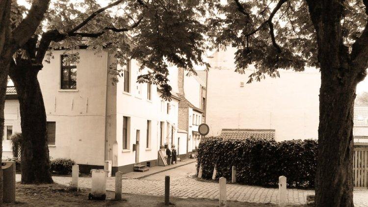 Straten en pleinen in Lillo-Fort, Oud-Lillo en Lillo-Kruisweg