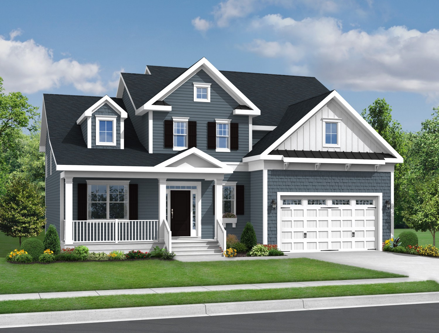 The Kingfisher Floor Plan  Independence  Schell Brothers