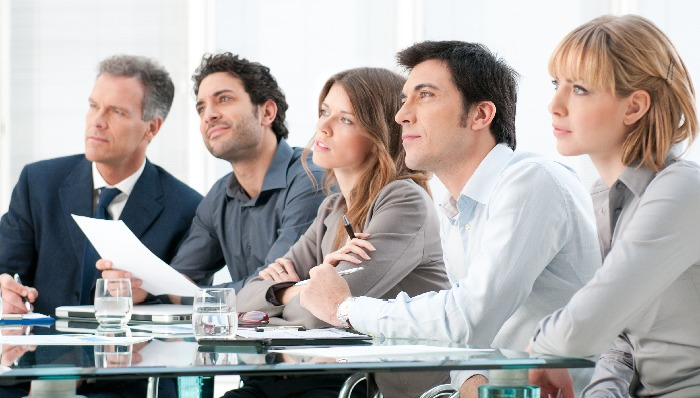 A Leadership Team of Five