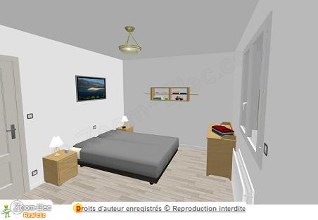 installation electrique chambre l
