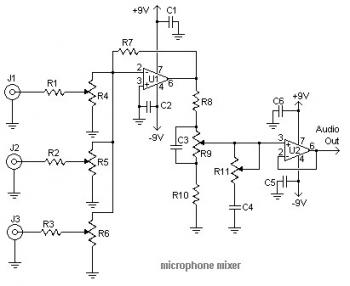 Audio Circuits: June 2011 » amplifier circuit, equalizer