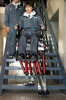 Robotic to Help People with Disabilities