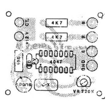 FAsT_ClicK Repair Shop: 100W DC Inverter Circuit 12VDC to