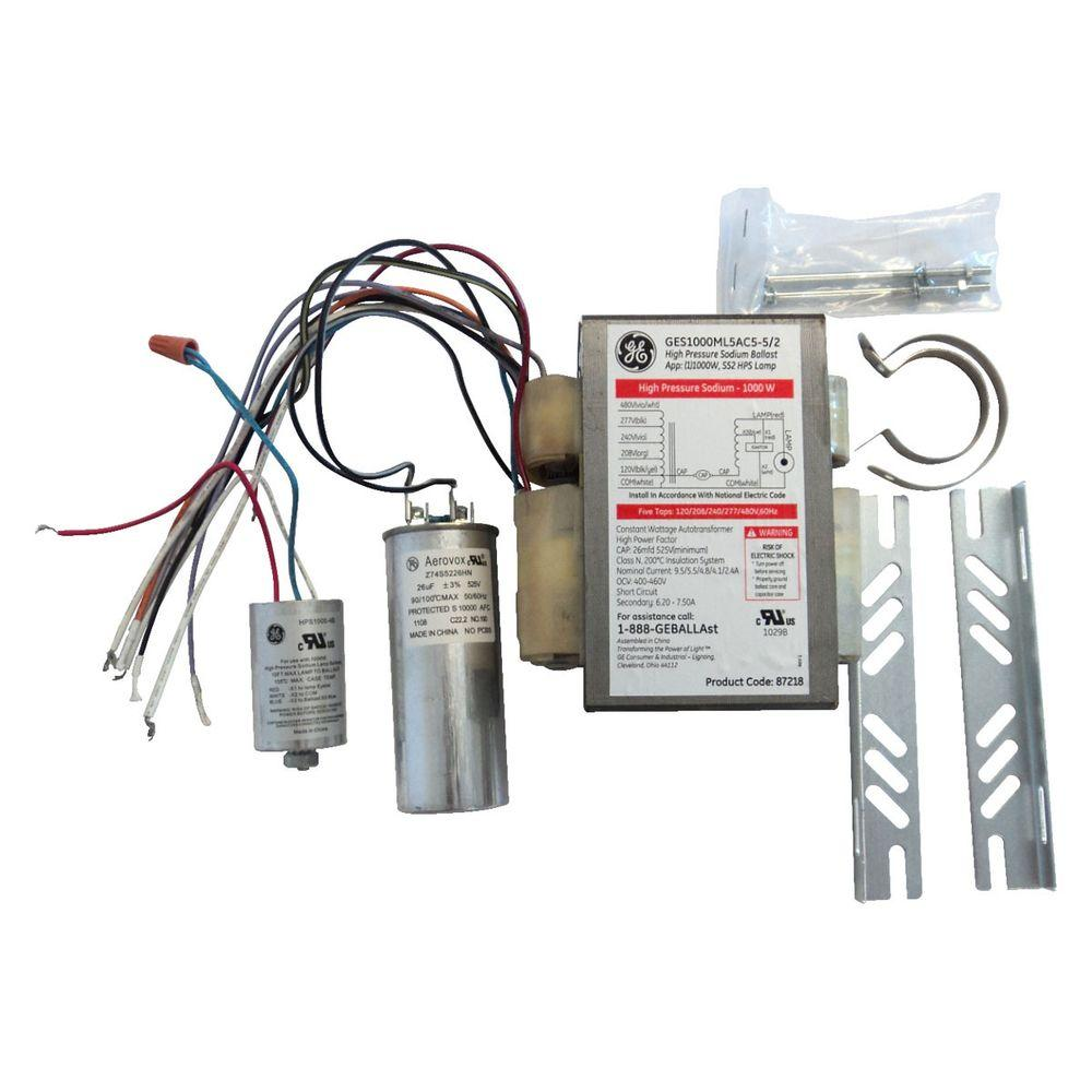 hight resolution of 100 watt metal halide ballast wiring diagram