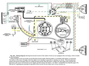 1939 Ford 9n Tractor Wiring Diagram