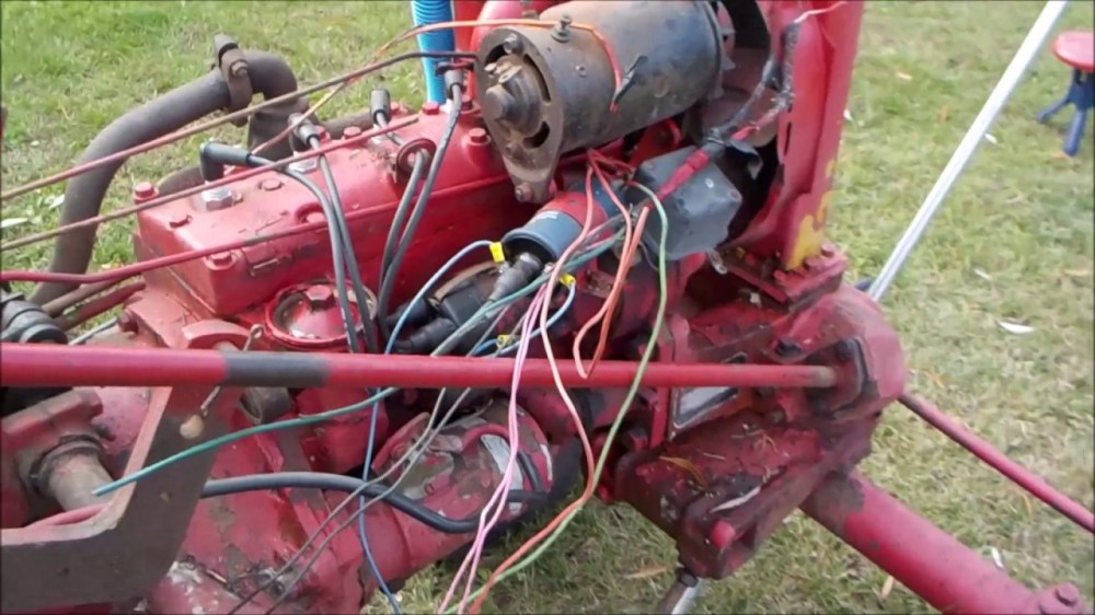 medium resolution of related picture 1949 farmall cub wiring diagram