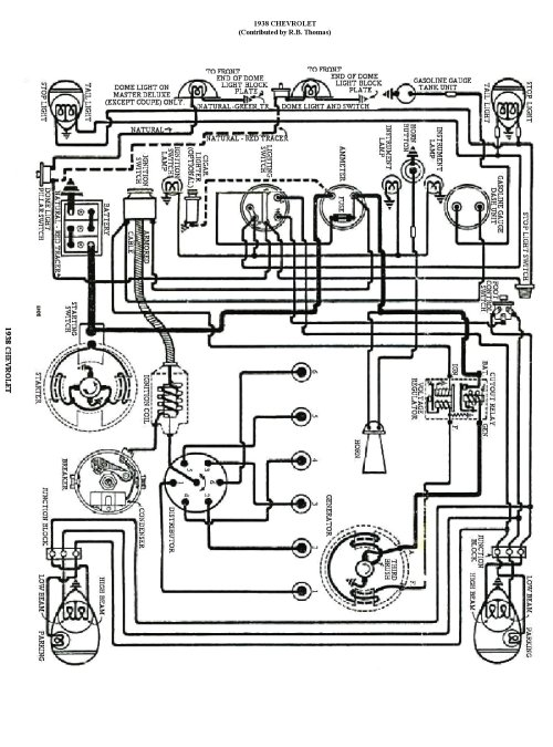 small resolution of 1952 buick wiring diagram