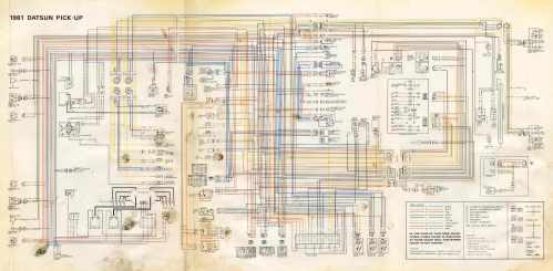 small resolution of 1974 datsun 260z wiring diagram