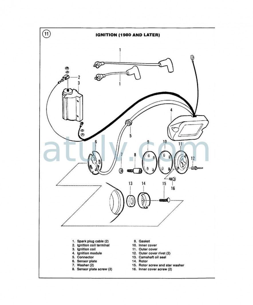 hight resolution of 1972 shovelhead wiring diagram