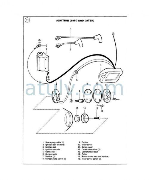 small resolution of 1972 shovelhead wiring diagram