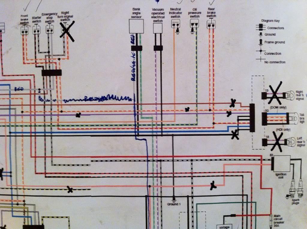 77 Harley Xl Wiring Diagram 1975 Shovelhead Wiring Diagram