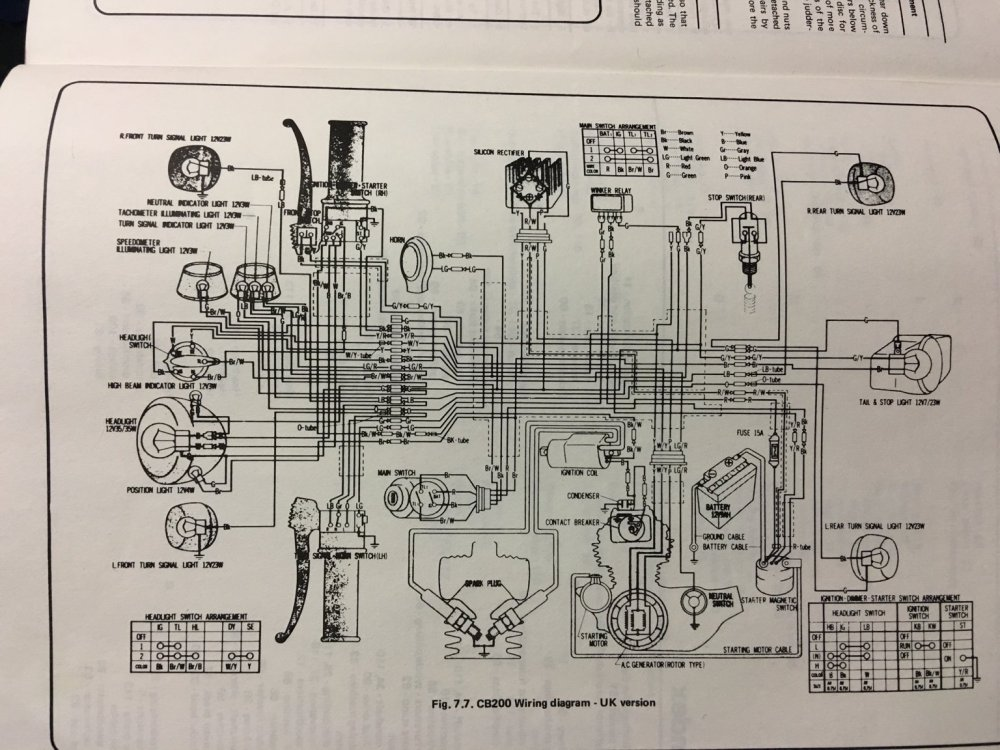 medium resolution of honda lead wiring diagram