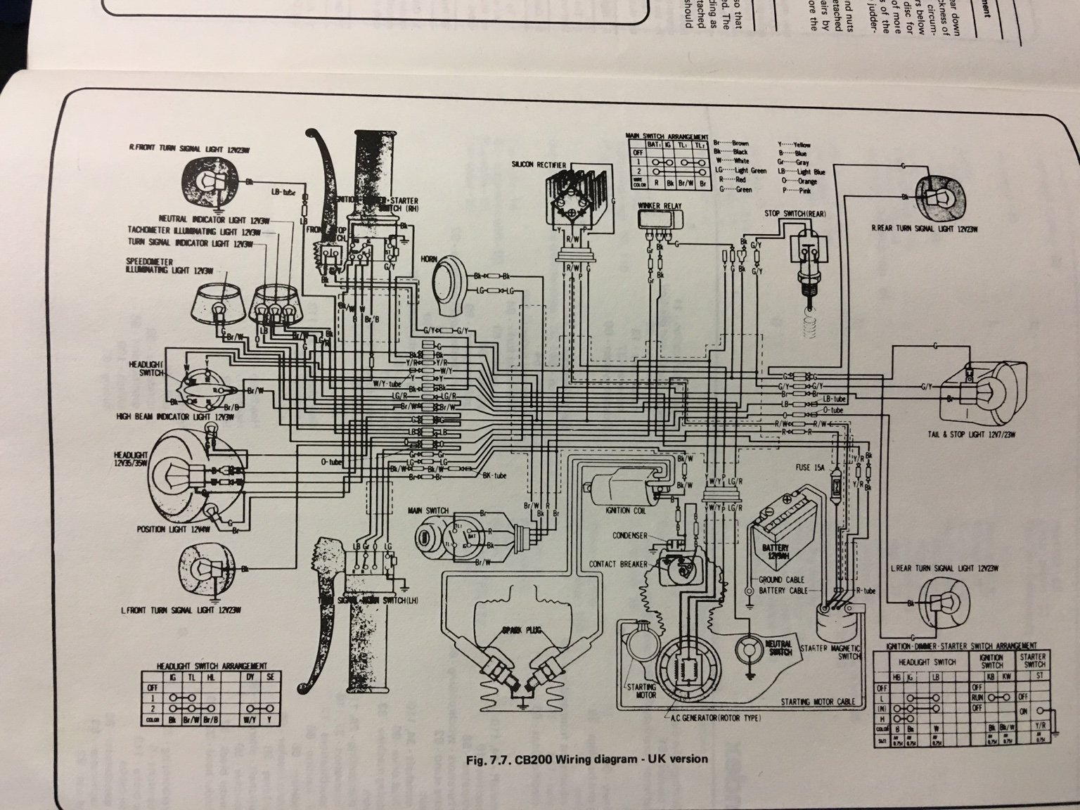 hight resolution of honda lead wiring diagram