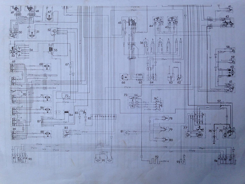 hight resolution of 1982 240d mercede benz wiring diagram