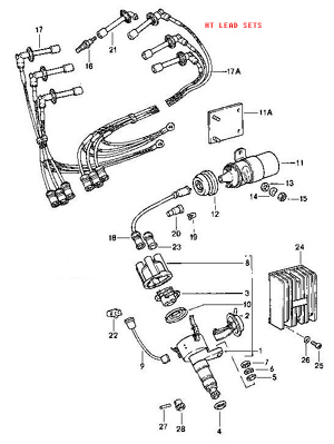 1979 Porsche 924 Fuel Injection Wiring Diagram