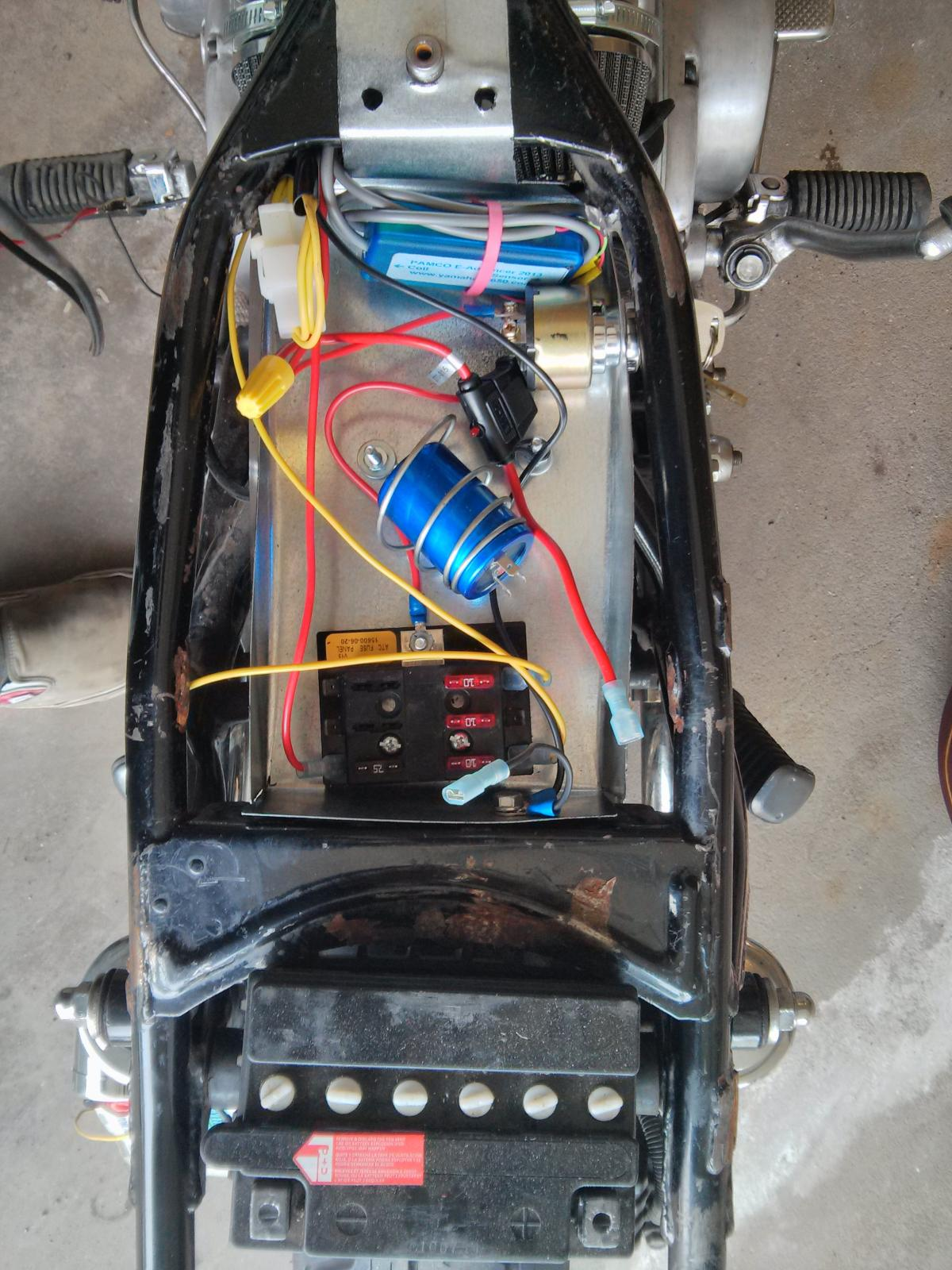 hight resolution of xs650 chopper com chopper wiring diagram