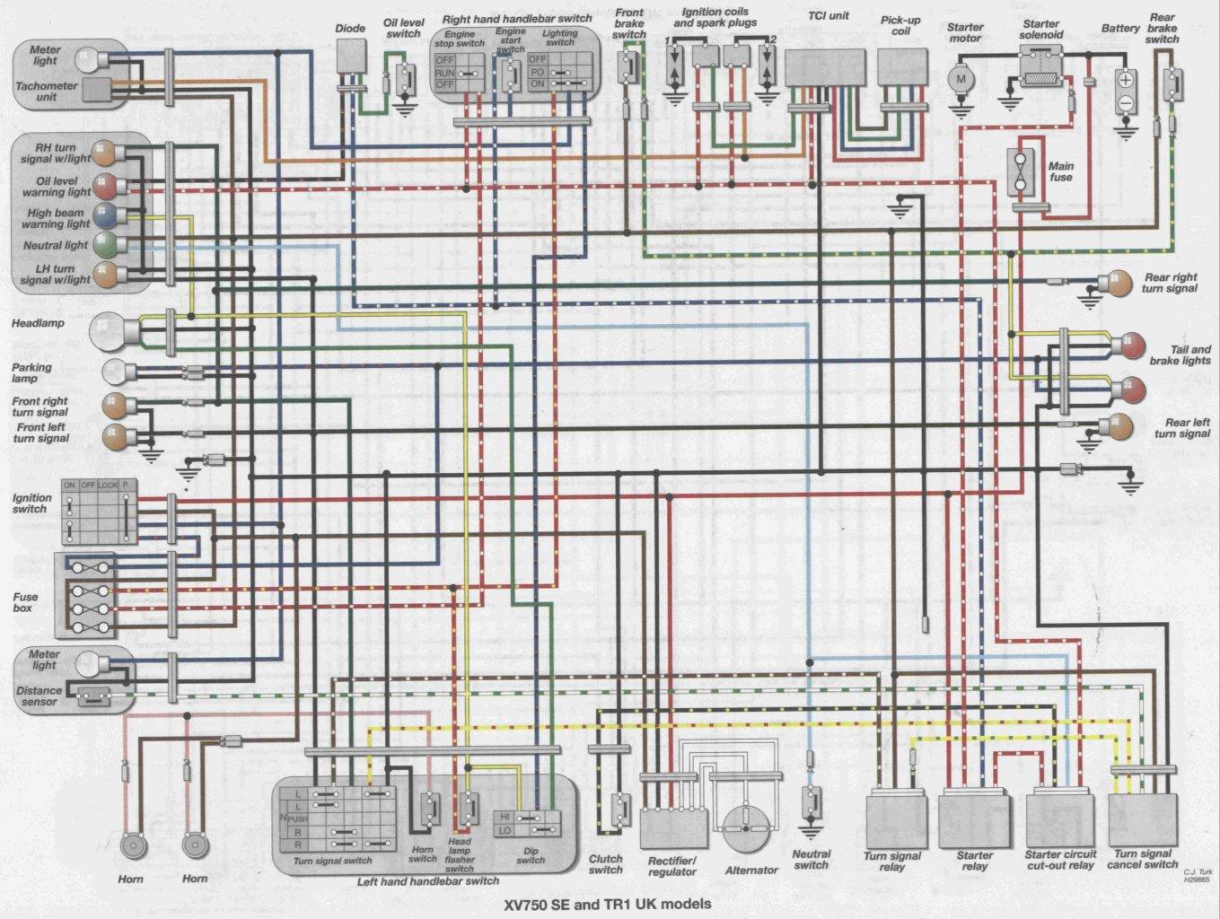 hight resolution of fuse box on yamaha virago wiring diagram name fuse box on yamaha virago wiring diagram name