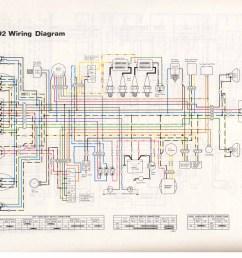 kawasaki kz900 wiring diagram [ 3150 x 2350 Pixel ]