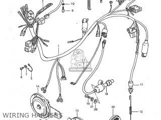 1982 Suzuki Gs 1100 Gkz Wiring Diagram