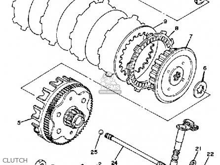 1982 Yamaha Xt200 Wiring Diagram