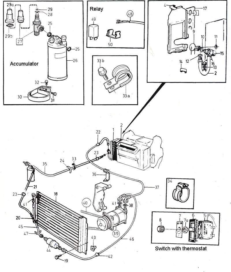 1983 Volvo 240 Lh 2.1 Wiring Diagram