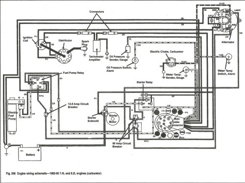 small resolution of 1987 bayliner trophy wiring diagram