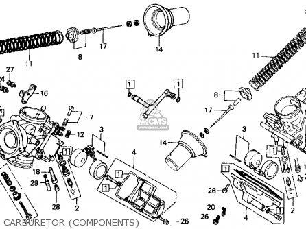 1985 Honda Shadow Vt700c Wiring Diagram