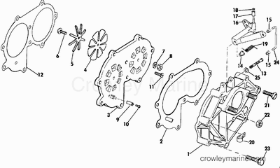 1986 Evinrude 28hp Model E28elcdc Wiring Diagram