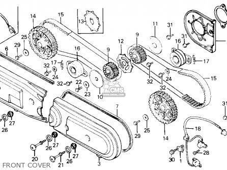 1986 Honda Gl 1200 Aspencade Gold Wing Wiring Diagram