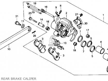 1988 Honda Cbr600f Hurricane Wiring Diagram