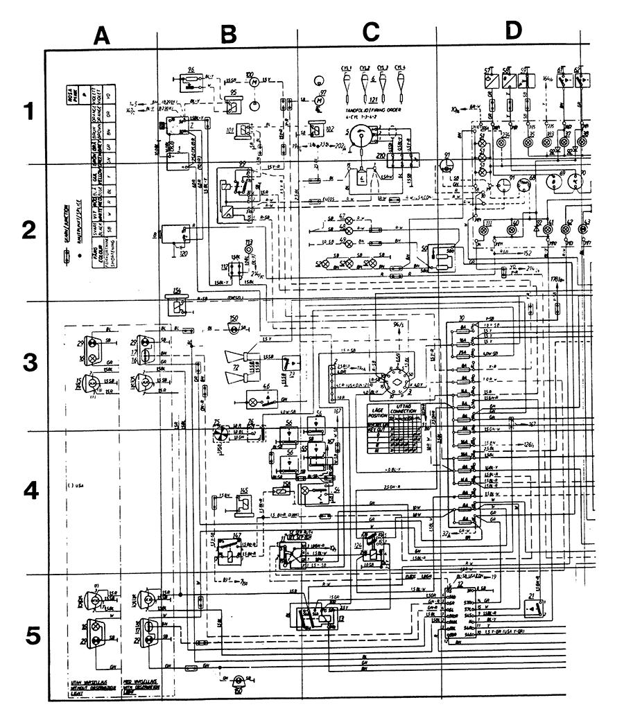 medium resolution of 88 subaru gl wiring diagram