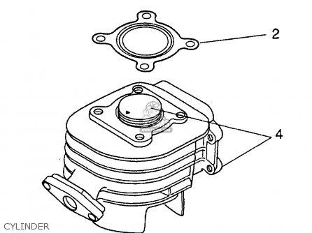 1989 Yamaha Zuma Wiring Diagram