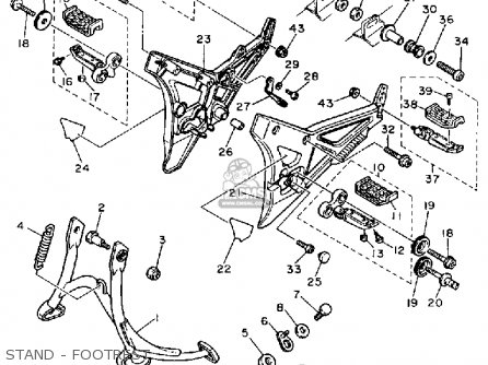 1992 Fj1200 Wiring Diagram