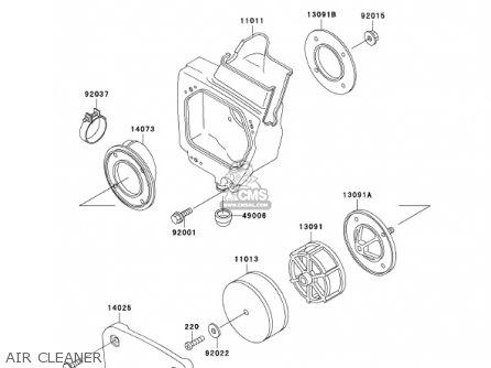 1992 Kawasaki Vn750 Vulcan Wiring Diagram