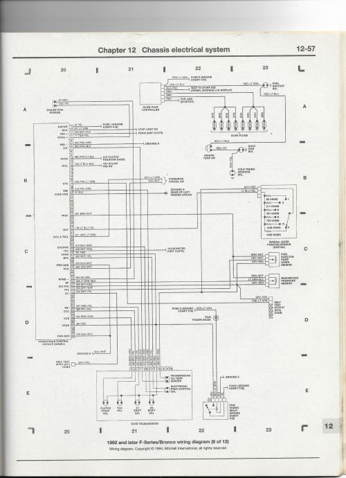 small resolution of powertrain transmission e40d wiring diagram 4r70w transmission e4od wiring diagram 1992