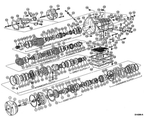 small resolution of  1994 e4od with idi transmission wiring diagram bronco e d transmission wiring diagram on e40d solenoid pin