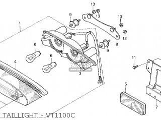 1996 Shadow Vt1100c2 Wiring Diagram