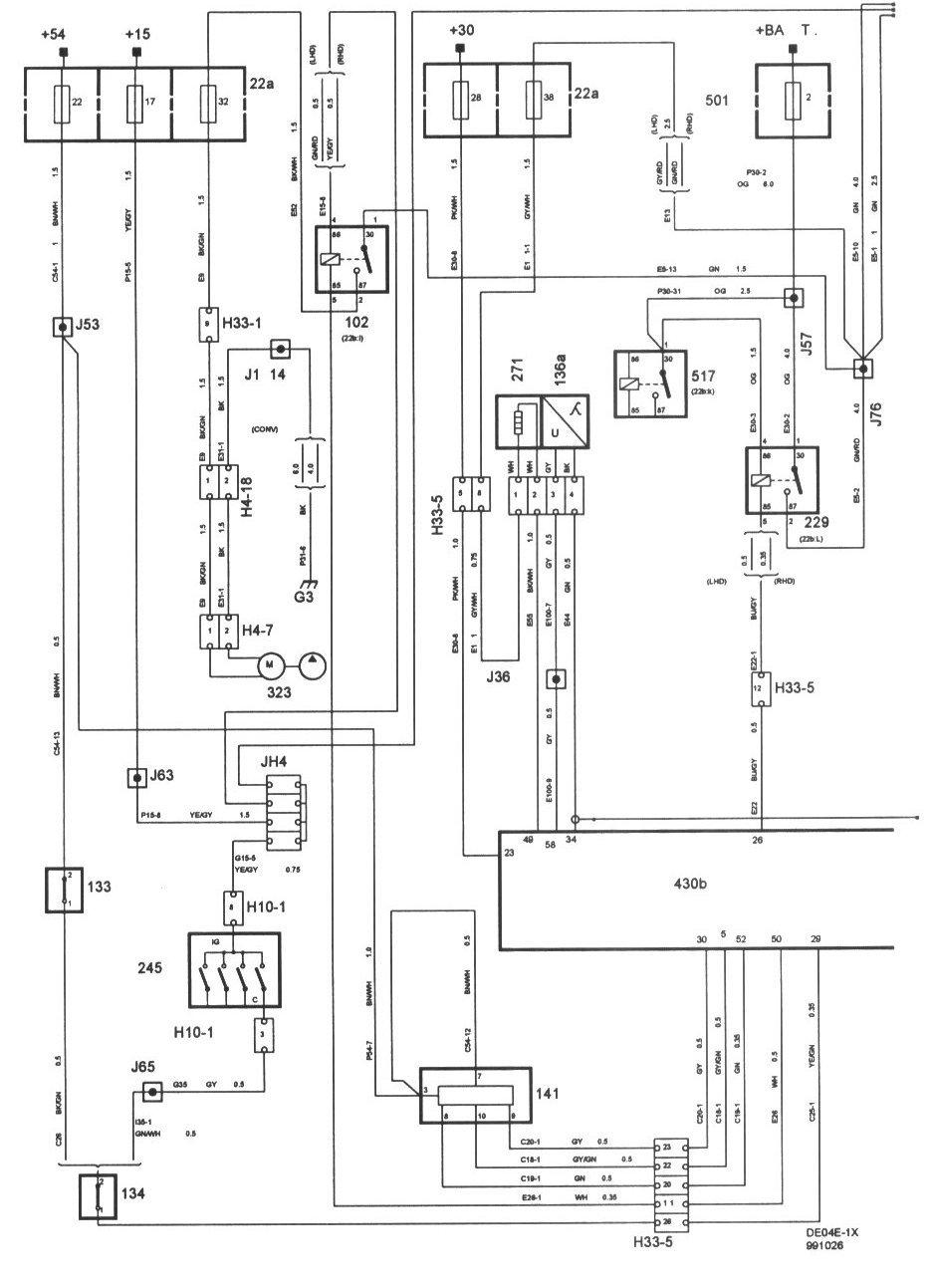 1997 Saab 900 Se Talledega Intake Wiring Diagram