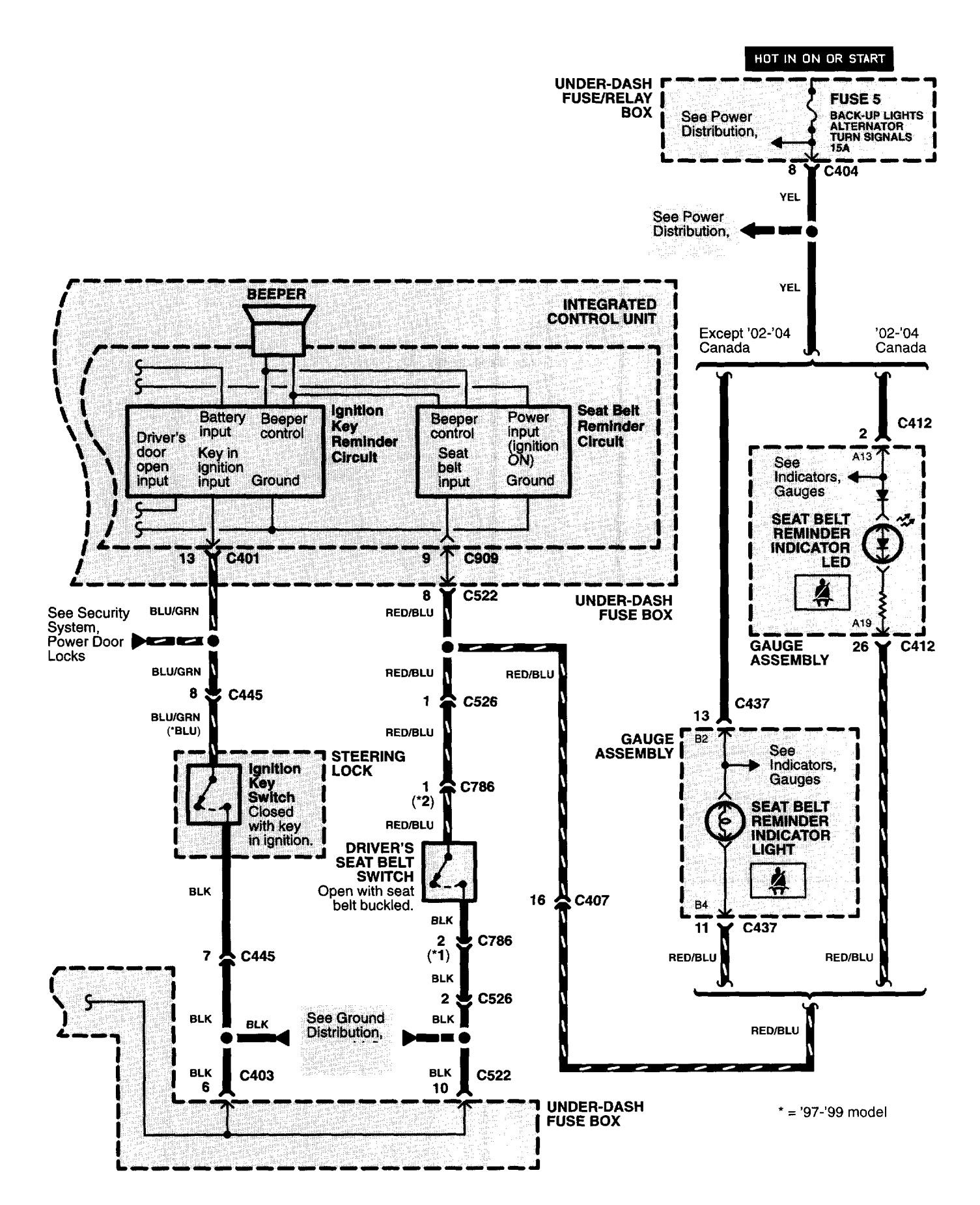1998 Fleetwood Tioga Wiring Diagram