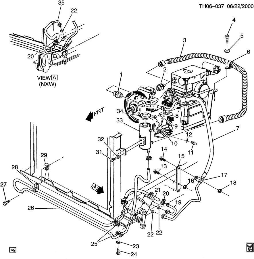 hight resolution of 2000 gmc c6500 steering column wiring