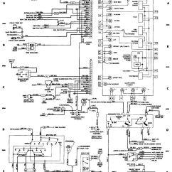 Wiring Diagram For Trailer Hook Up 3 5mm Audio Jack 1999 Jeep Cherokee 4 0 Liter Hookup