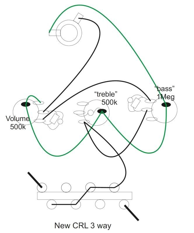 [DIAGRAM] Three Single Coil Pickups Wiring Diagrams 3 Wire