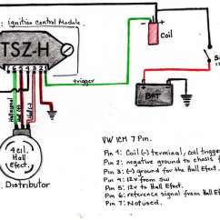 Coil And Distributor Wiring Diagram 1994 Ford Mustang Gt Radio 2 0 Tsi Ignition