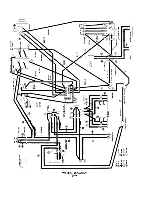 small resolution of  cushman wiring schematic wiring diagram database on yamaha electric golf cart wiring diagram
