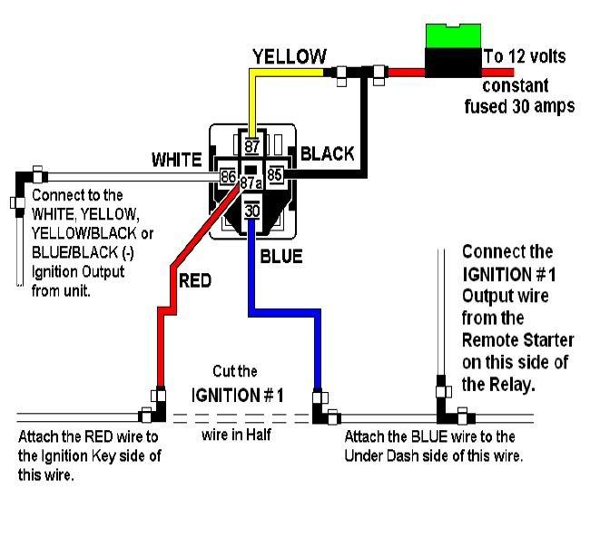 Toyota Corolla Ignition Switch Wiring Diagram