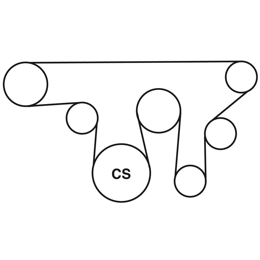 2002 Duramax Serpentine Belt Diagram