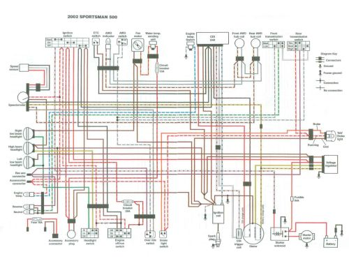 small resolution of trail bos wiring diagram