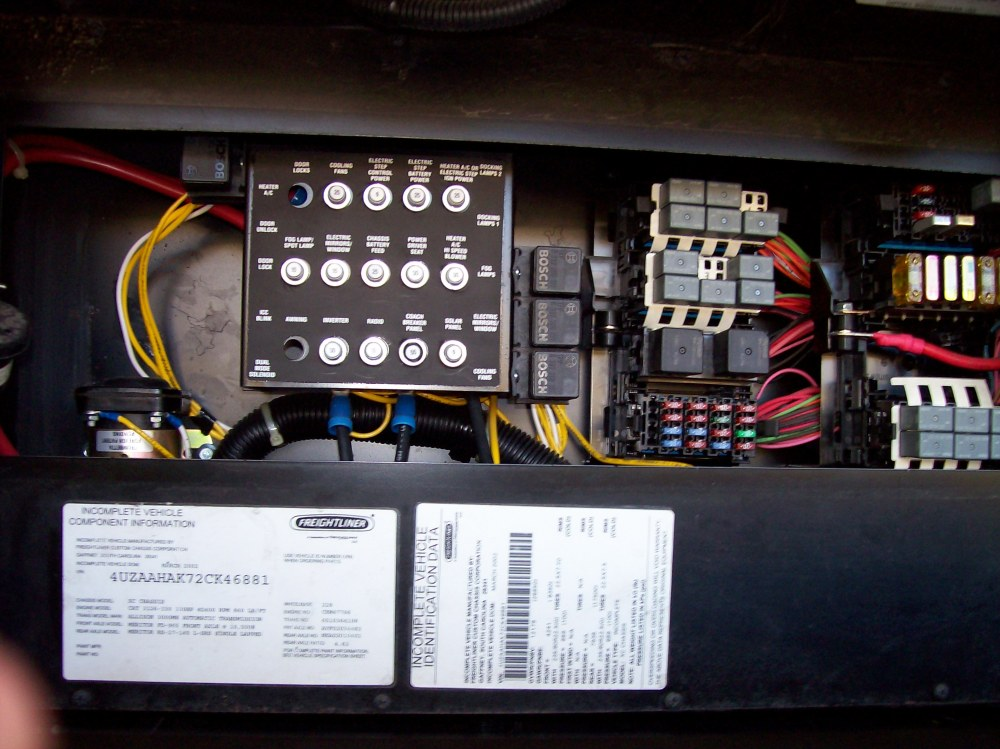 medium resolution of winnebago ac wiring